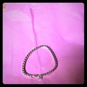 Tiffany Sterling Silver Venetian Chain Bracelet